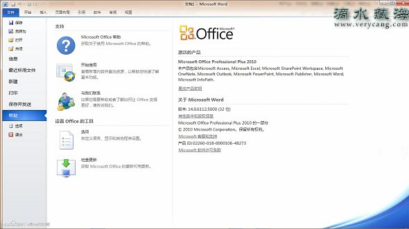 Microsoft Office 2010 Pro Plus 官方专业增强版MSND原版