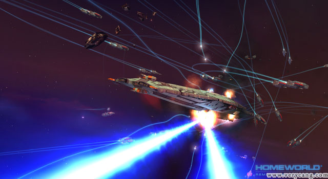 Homeworld Remastered Collection (3)