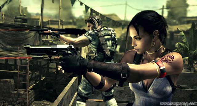 Resident Evil 5Gold Edition (2)