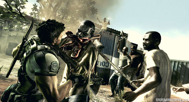 Resident Evil 5Gold Edition (3)