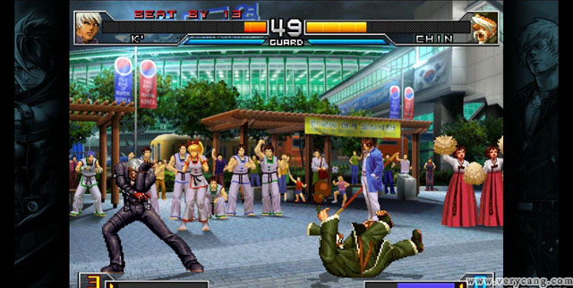 The King of Fighters 2002 Unlimited Match (2)
