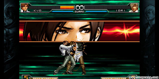 The King of Fighters 2002 Unlimited Match (3)